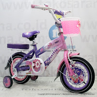 12 Inch Pacific Castilla Kids Bike