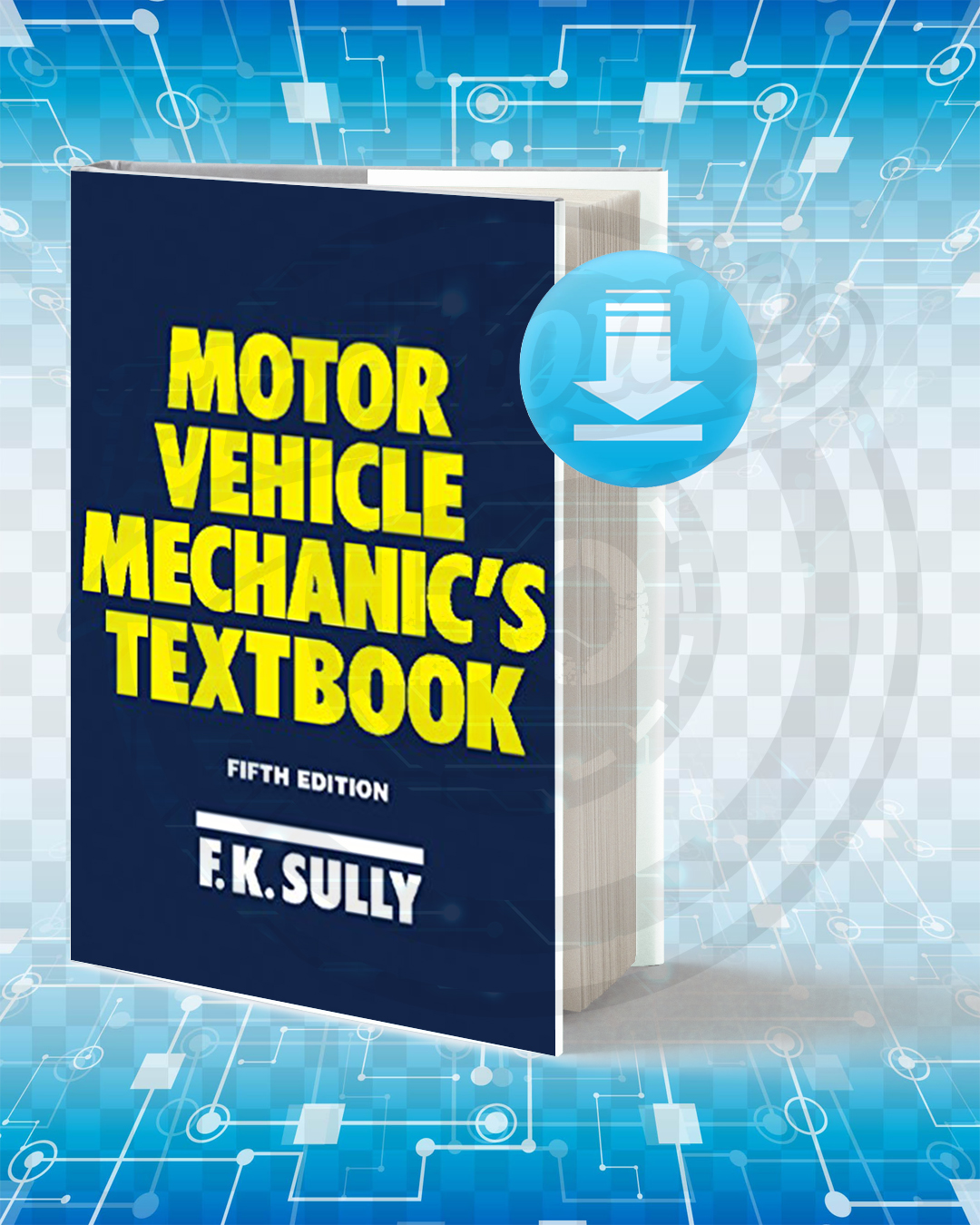 Free Book Motor Vehicle Mechanic's Textbook pdf.