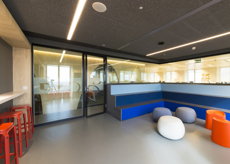 Google Office Interiors: Most Beautiful Houses in the World