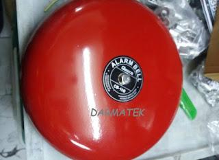 Darmatek Jual Alarm Bell Camsco 4,6,8 dan 10 inchi