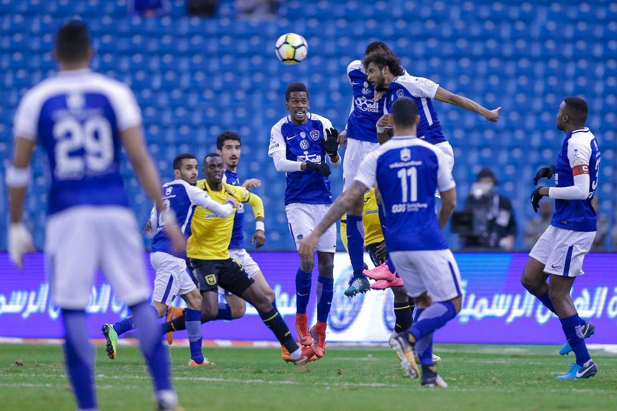 نتيجة مباراة الحزم والهلال بتاريخ 26-12-2019 الدوري السعودي
