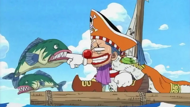 One Piece - Buggy Story Arc