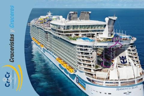 NOTICIAS DE CRUCEROS - Royal Caribbean International lleva la diversión familiar a una nueva dimensión a bordo de su nuevo barco, el Harmony of the Seas.