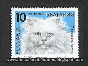 Cat Stamp Picture