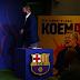 Ronald Koeman, nuevo entrenador del Barcelona, en imágenes