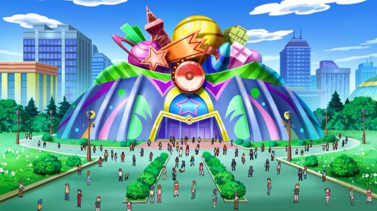 Pokémon Musical Anime
