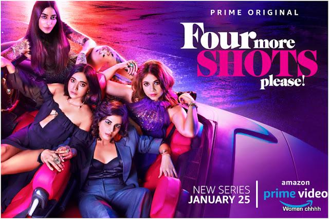 Four More Shots Please (2019) Amazon Prime