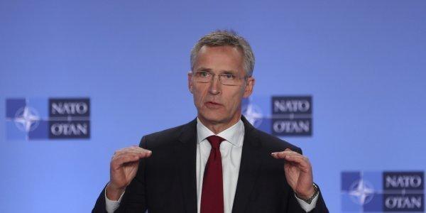 Στόλτενμπεργκ: Λυπάμαι που ένα μέλος του ΝΑΤΟ επιβάλλει κυρώσεις σε κάποιο άλλο