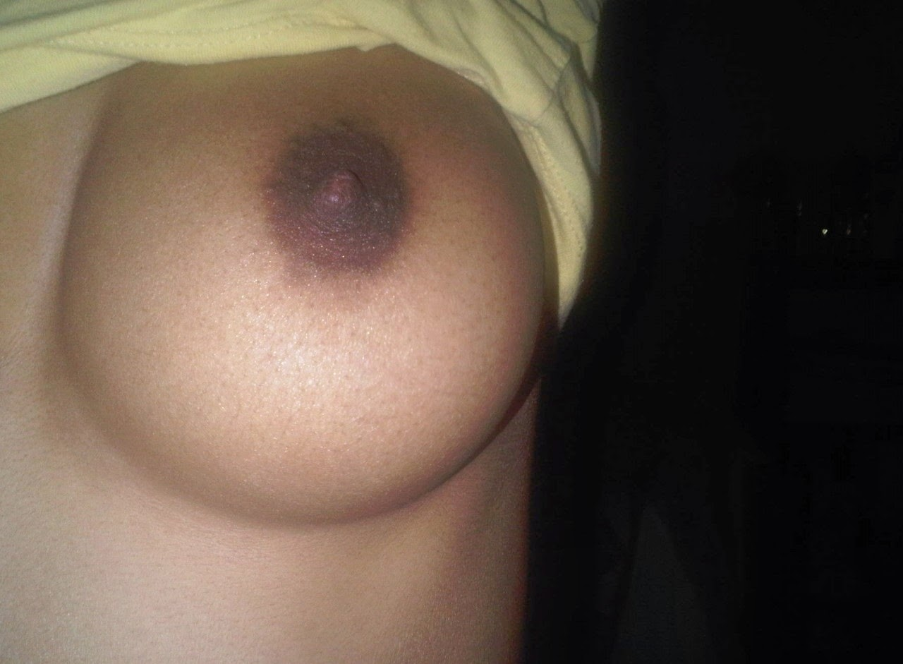 Perfect boobs selfie in india