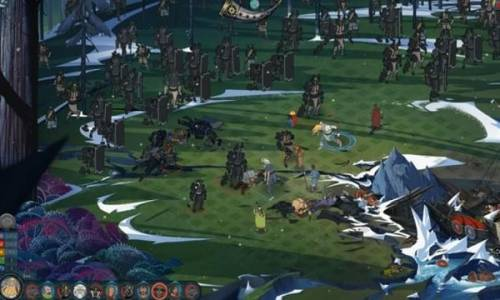 The Banner Saga 2 Game Free Download