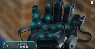 HAPTX GLOVES