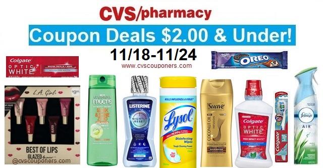 http://www.cvscouponers.com/2018/11/cvs-coupon-deals-200-or-less-1118-1124.html