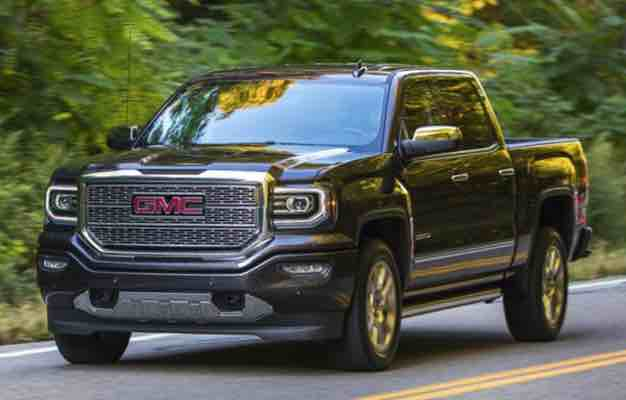 2020 GMC Pickup Trucks