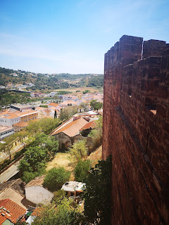 what claire did travel blogger silves algarve