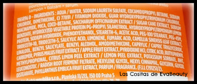 Pack capilar FRUCTIS HAIR FOOD de Garnier