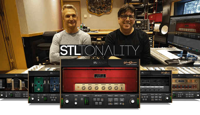 STL Tonality - Howard Benson Full version FOR FREE