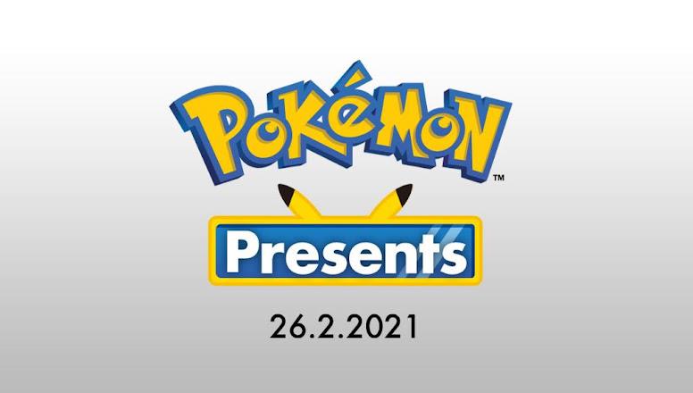Pokémon Presents 26/02/21
