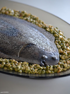 sole ala metal and peas