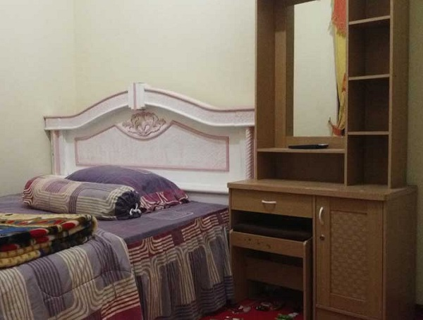 kamar homestay kharisma DIeng