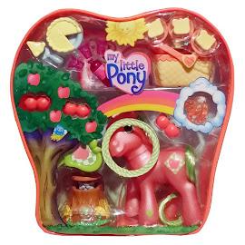 MLP Applejack Accessory Playsets Picnic Celebration G3 Pony