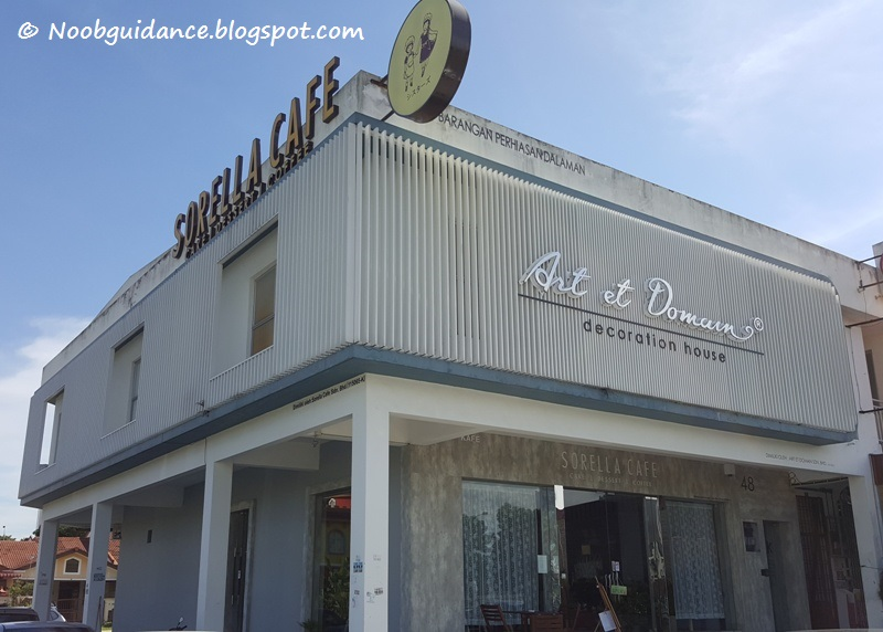 Noob guidance sorella cafe bukit indah for I kitchen bukit indah