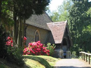 All Saints Church, Tilford