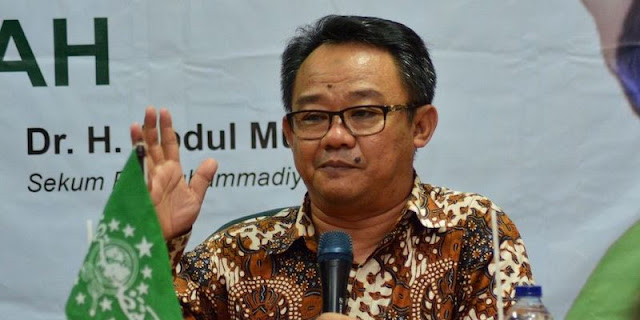 Tidak Ada Komunikasi Dari Istana Ke Muhammadiyah Soal Reshuffle