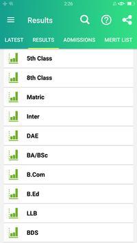 Result Of 9 Class 2019 - All Pakistan Exam Result 2019 APK