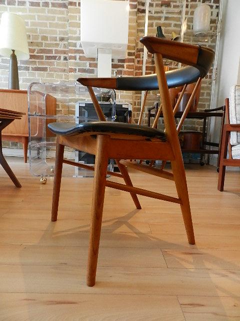 Zig Zag Helge Sibast Arm Chair Sold