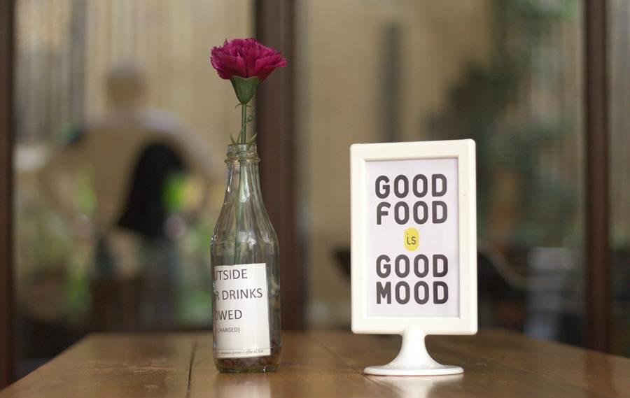 Good Food Good Mood ?