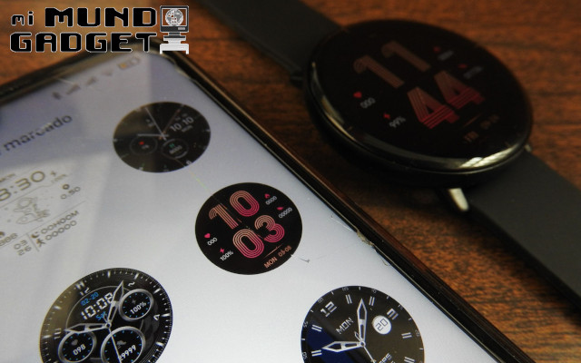 Mibro Lite Smartwatch: Watch Faces