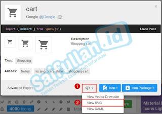 Font Awesome Bikin Loading Blog Lambat? Icon SVG Solusinya!