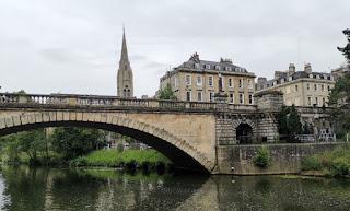 Río Avon de Bath.