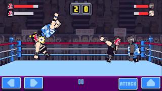 Rowdy Wrestling - screenshot 3