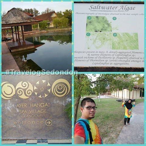 Travelog Sedondon @ Ayer Hangat Village