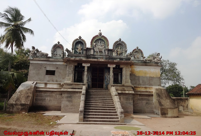 Shiva Temple Pinnalur