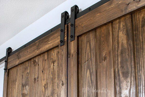 barn doors to build