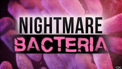 Mutations in bacteria that defies logic.