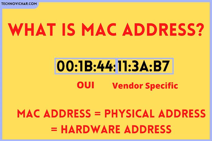 MAC Address क्या है ?? Computer या PC का MAC Address कैसे Find करे ? | What is MAC Address in Hindi