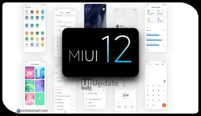miui 12 launch date