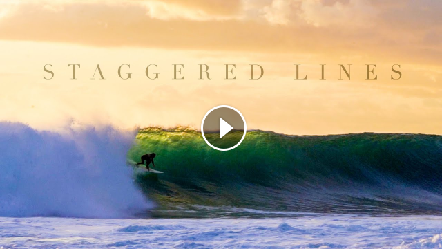 STAGGERED LINES Western Australian Surf Film TRAILER