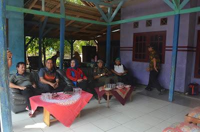 Cellica Blusukan ke Kampung Pasir Resik