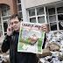 """""""Jamás nos rendiremos"""": Charlie Hebdo vuelve a publicar las viñetas de Mahoma"""