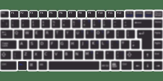 Tombol Keyboard