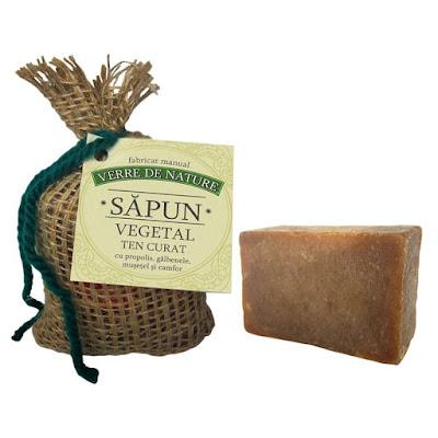 De ce sa folosesti un sapun natural transparent de la Manicos?