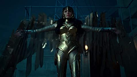 Wonder Woman Ov