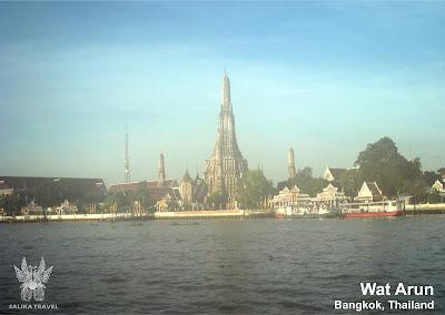Wat Arun Bangkok - Salika Travel
