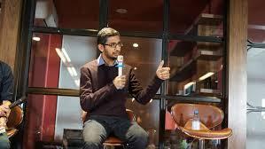 Google invest 75000 crore rupees in India : Sundar Pechai