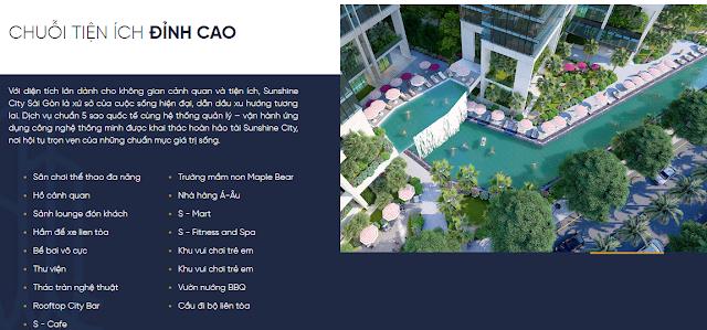 Sunshine City Sài Gòn ở Phú Thuận Quận 7 - dự án chung cư Chủ đầu tư Sunshine Group