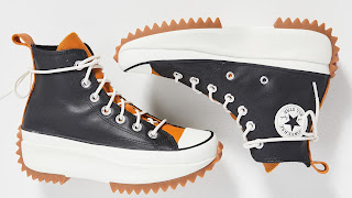 Shoeography Shoe of the Day | Converse Run Star Hightop Sneakers
